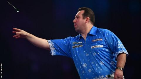 Brendan Dolan is ranked 36th in the world