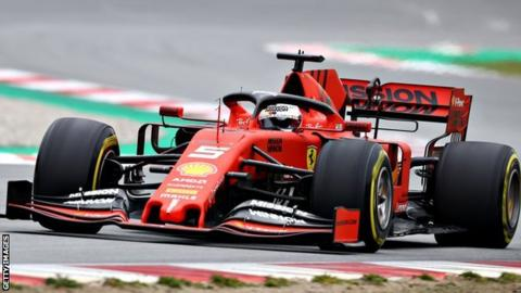 Charles Leclerc ready to challenge Sebastian Vettel as Ferrari's No 1