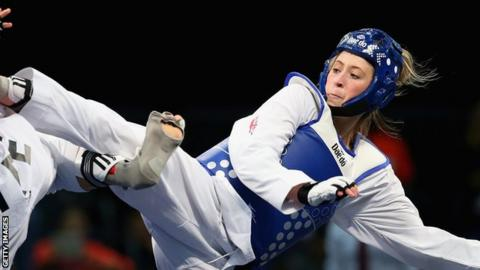 World Taekwondo Grand Slam: Jade Jones secures last eight spot in Wuxi