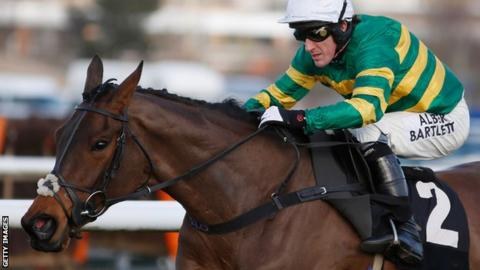 Milansbar on road to Aintree and Grand National repeat