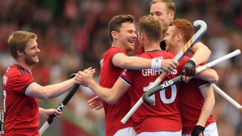 Chris Griffiths sent Great Britain on their way to a memorable victory