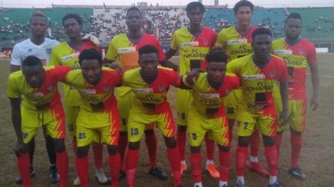 Sierra Leone club FC Johansen