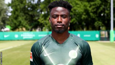 Cameroon's Paul-Georges Ntep