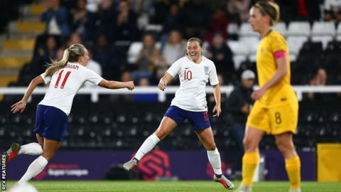 Women's World Cup: England's Fran Kirby 'pain-free' and in a 'good place'
