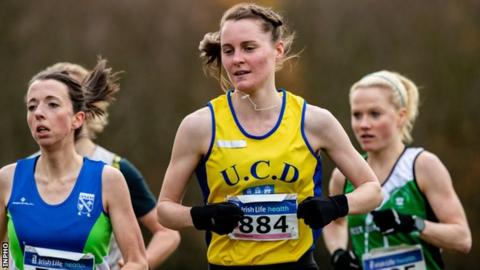 Ciara Mageean won her first Irish senior cross country title on Sunday