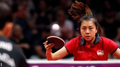 Gold Coast 2018: Nigeria defeats England to reach Table Tennis team final