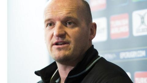 Townsend led Glasgow to the Pro12 title last season