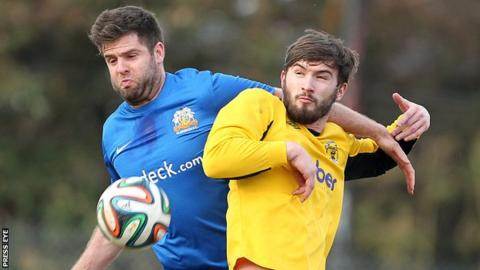 Glenavon went down 2-0 to H&W Welders in the sixth round at Tillysburn Park last season