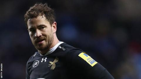 Danny Cipriani is among five nominees for the Premiership player of the season award