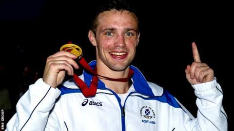 Josh Taylor won gold at Glasgow 2014