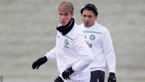 Start midfielder Kristoffer Ajer