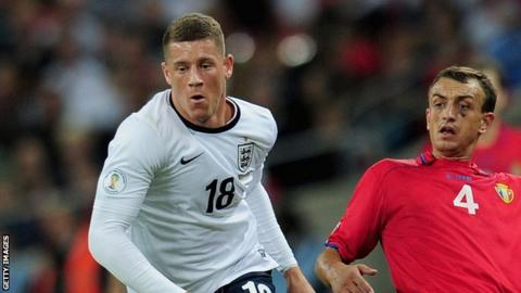 Ross Barkley is back in the England squad