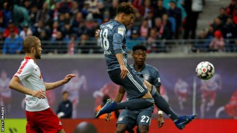 Bundesliga Starting XI: RB Leipzig v Bayern Munich 11 May 2019