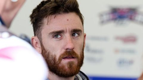 Lee Johnston will not be on the grid for the Ulster Grand Prix at Dundrod on Saturday