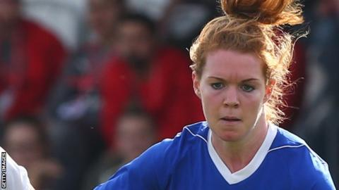 Aoife Mannion helped Birmingham City to a fourth-place finish in the Women's Super League last season