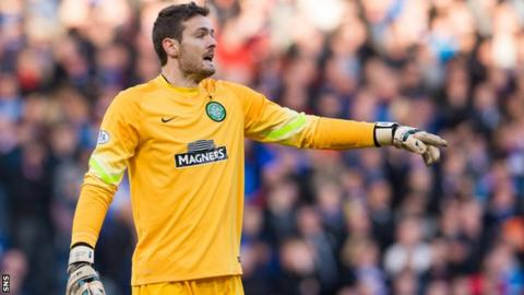 Craig Gordon joined Celtic in summer 2014