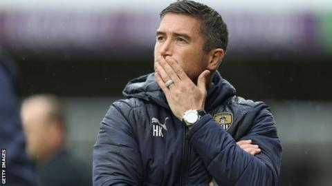 Kewell was sacked as Notts County boss last November