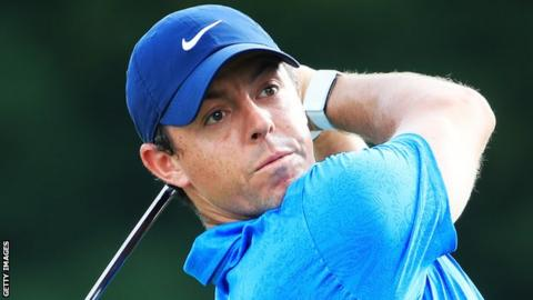 Rory McIlroy: NI golfer recalls checking his bank balance for the first time after turning pro
