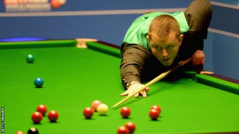 Mark Allen reached the World Championship semi-finals in 2009