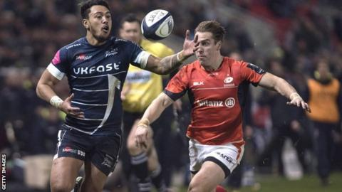 Denny Solomona in action for Sale