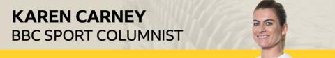 Karen Carney column banner