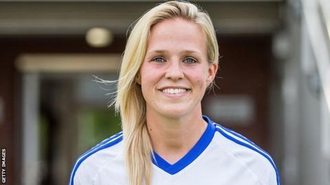 New Birmingham City Ladies signing, FFC Frankfurt striker Isabelle Linden