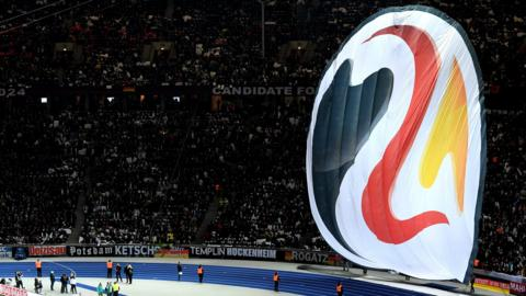 Germany Euro 2024 logo
