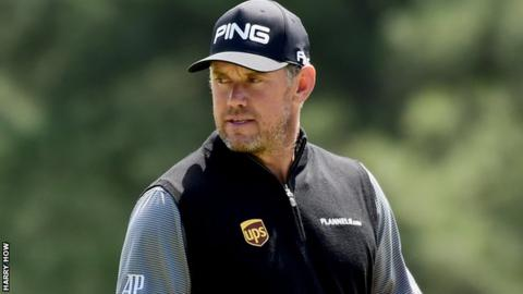 Lee Westwood has finished in the top ten at the Irish Open five times in his career