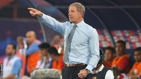 Image result for Stuart Baxter resigns as South Africa coach