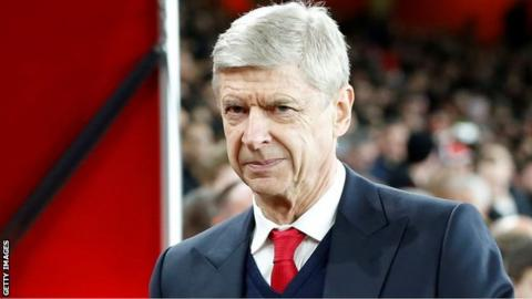 Arsene Wenger set for Bayern Munich talks