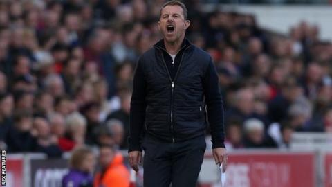 Stoke City boss Gary Rowett was left frustrated by the Potters' third home defeat this season - and his first in four meetings with the club he left in December 2016