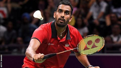 World Badminton Championships: Rajiv Ouseph ends career with defeat in Basel