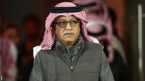 Sheikh Salman bin Ebrahim al-Khalifa
