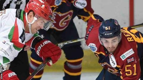 Cardiff Devils take on Guildford Flames