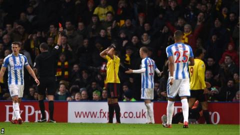 Watford fail with appeal against Troy Deeney's four-match ban
