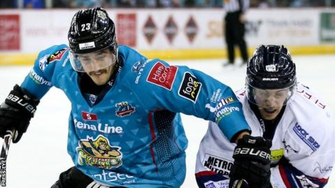Giants are fourth in the Elite League table after their latest defeat