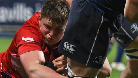 Jack Cosgrove has made only one Premiership appearance for Bristol this season