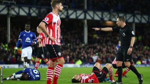 Southampton Everton