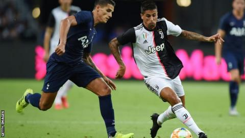 Man City To Sign Juventus' Joao Cancelo In Swap Deal For Danilo