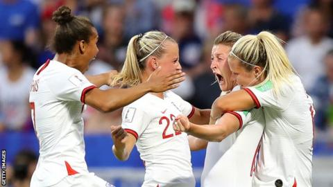 England reached the semi-finals of the 2019 World Cup in France before losing to eventual winners USA