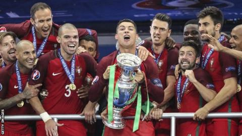 Portugal won Euro 2016 after beating hosts France in the final