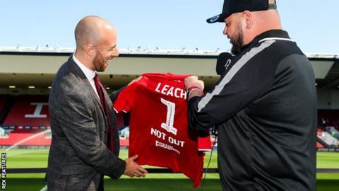 Jack Leach at Bristol City