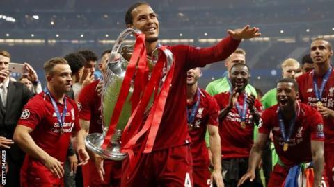 Ballon d'Or: Virgil van Dijk, Cristiano Ronaldo, Sadio Mane on shortlist for award