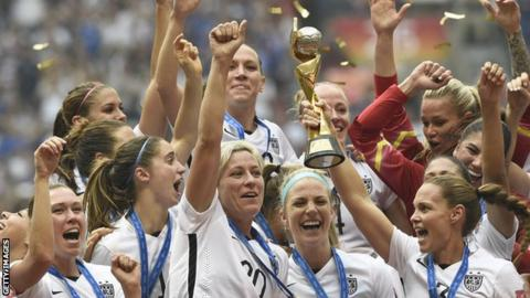 United States are the current World Cup holders