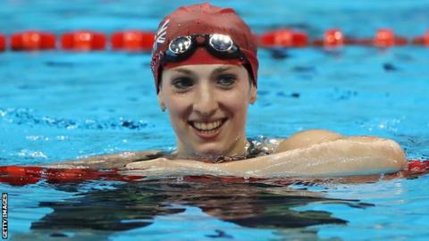 Bethany Firth previously clinched four world silver medals