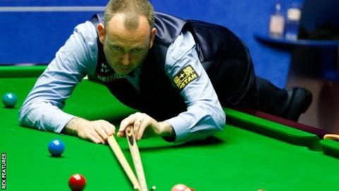 Mark Williams won the World Snooker Championship in May 2018
