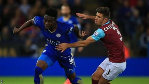 Joe Dodoo and Aaron Cresswell