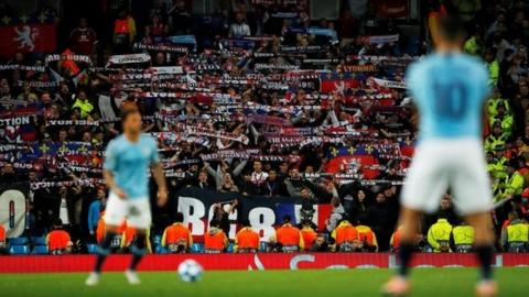 Man City suffer surprise home loss to Lyon in Champions League