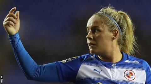 Kirsty Pearce scored three goals in 18 Women's Super League appearances last season
