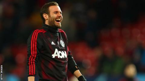c1311f485a1 Juan Mata joined Manchester United from Chelsea for £37.1m in January 2014